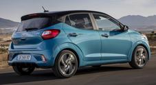 Hyundai i10, la grande piccola. Design più dinamico e contenuti tecnologici di categoria superiore