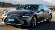 Lexus LS, l'ammiraglia cambia rotta nello stile e nel carattere offrendo un comfort principesco