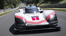 Porsche, performance da eroi al Nurburgring. La 919 Hybrid Evo fa crollare un primato trentennale