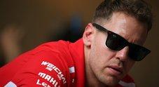 Gp Bahrain, Vettel carica la Ferrari: «Migliorare sempre, la macchina c'è». Alonso: «Vorrei Formula Indy»