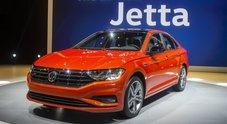 A Detroit Volkswagen punta sulla Jetta. Completamente nuova, la berlina è pensata per il mercato Usa