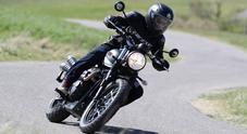 Triumph, in sella alle Modern Classic dopo un assaggio di Adventure Experience
