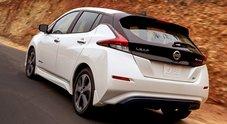 Nuova Leaf, la Nissan che si guida con un pedale solo arriverà in primavera