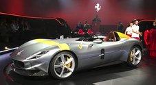 Ferrari svela i nuovi gioielli Monza SP1 e SP2. Primi modelli in serie limitata del nuovo segmento Icona
