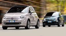 Fiat rinnova gamma 500 con inedite versioni Star e Rockstar: una elegante, l'altra dinamica e grintosa