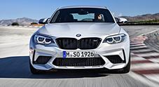 BMW M2 Competition, ecco la grintosa compatta di Monaco