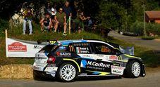 Rally di Roma Capitale pronto al gran finale con la Skoda Fabia R5 di Basso-Granai leader