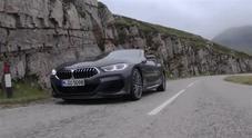 BMW Serie 8, il lusso con il vento tra i capelli