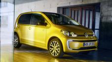 Volkswagen e-up!, giù il cappello: scende il prezzo, sale l'autonomia