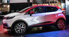 Lapo firma Renault Captur Tokyo edition. Solo 100 pezzi, prenotabili online su Facebook e Instagram