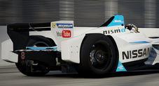 Nissan debutterà Formula E, la regina mondiale dell'elettrico entrerà nella stagione 2018 - 2019