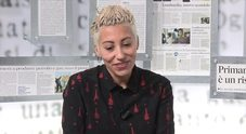 Malika Ayane al MessaggeroTv: «Meglio essere strega che ipocrita»
