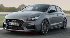 Hyundai, sotto i riflettori di Parigi le novità green e l'anteprima mondiale della i30 Fastback N
