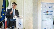 Obiettivi 2030 CO2, ACI: «Lo scostamento sarà contenuto». Premier Conte: «La transizione sia eco-razionale»