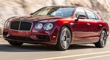Bentley Flying Spur V8 S, molto british ma dal cuore ancora più sportivo