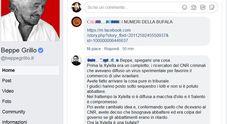 Photogallery: i commenti online al post di Grillo