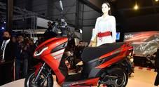 Aprilia svela SXR 160, il nuovo punto di riferimento tra gli scooter premium in India