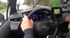 Toyota Corolla, la nostra prova su strada