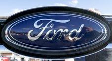 Ford riorganizza attività europea, punta su versioni elettriche per tutti modelli e crescita dei commerciali