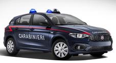 """Fiat Tipo """"arruolata"""" nell'Arma dei Carabinieri. Fca amplia la gamma in dotazione all'Arma"""