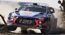 Rally Argentina, Loeb cerca la fuga in classifica. Hyundai vuole consolidare il primato