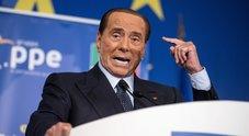 Berlusconi: «Salvini deve solo rinsavire un po'. I 5 Stelle nemici della libertà»