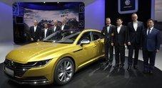 Salone di Pechino, vetrina di lusso per Volkswagen: Lavida e CC sotto i riflettori