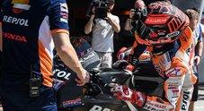 MotoGp 2019 scatta a Sepang. Honda di Marquez domina primo test, Rossi 6°: «Abbastanza bene»