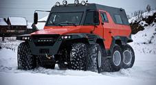 Le dieci auto (più un mostro) a trazione integrale perfette per le vacanze sulla neve