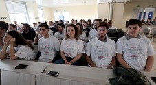 San Giovanni a Teduccio, International space apps challenge con l'astronauta Luca Parmitano (Newfotosud, Antonio Di Laurenzio)