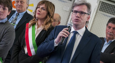 Angela Colmellere e Gianpaolo Bottacin
