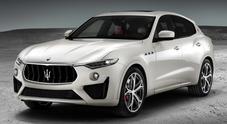 Maserati cala l'asso, anteprima a Goodwood della Levante GTS V8 da 550 cv