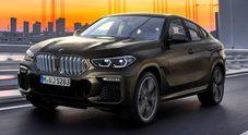 BMW X6, la sportività raffinata. Look ancora più grintoso e tanta tecnologia