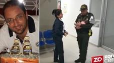 Mirco Coccato. Italiano arrestato in Colombia: partiva con una neonata non sua