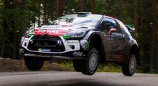 WRC, Citroen in Finlandia gioca il jolly e schiera Al Qassimi al volante della C3