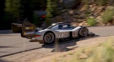 Pikes Peak, la Volkswagen I.D. R Pikes Peak è un fulmine, miglior tempo nelle qualifiche