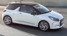 DS3 si rinnova, berlina 3 porte o cabrio l'evoluzione è sempre molto glamour