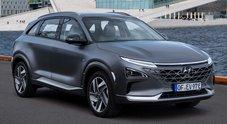 Hyundai Nexo, il presente a idrogeno targato coreano. Più di 660 km di autonomia