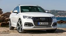 Audi Q5 Phev, arriva l'ibrida plug in dal carattere molto sportivo