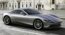 Ferrari Roma, debutta l'ultima nata della casa di Maranello