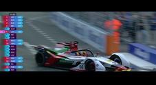 Formula E, i momenti salienti dell'E-Prix Berna