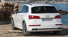Audi Q5 Phev, ecco la versione ibrida plug in