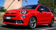 500X, Fiat allarga la famiglia: dopo Urban e Cross ecco la Sport: stile più aggressivo e 1.3 turbo da 150 cv