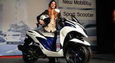 Yamaha, Honda, Suzuki, Kawasaki: le moto giapponesi ruggiscono all'Eicma