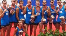 Stratosferico bronzo dell'otto a Shanghai contro fatica e avversari
