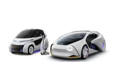 Toyota Concept-i, la nuova famiglia di elettriche autonome