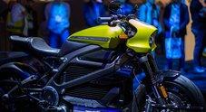 Harley-Davidson LiveWire, al Ces svelati dettagli e prezzo della custom elettrica