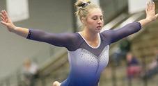 Melanie Coleman, la ginnasta americana morta