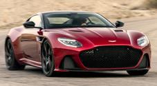 Aston Martin DBS Superleggera, la GT british da 725 cv che omaggia il made in Italy
