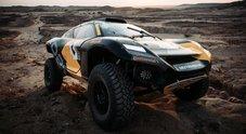 Odyssey 21 gommata Continental testata nel rally più duro in vista del campionato per Suv elettrici